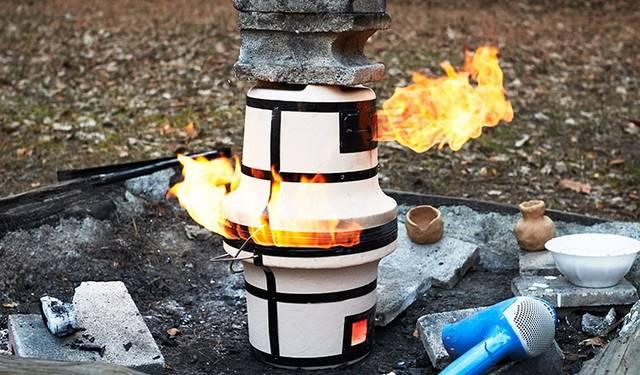 【七輪陶芸】本格陶器を焼くDIY