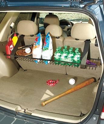 車のトランク整理術!棚の作り方