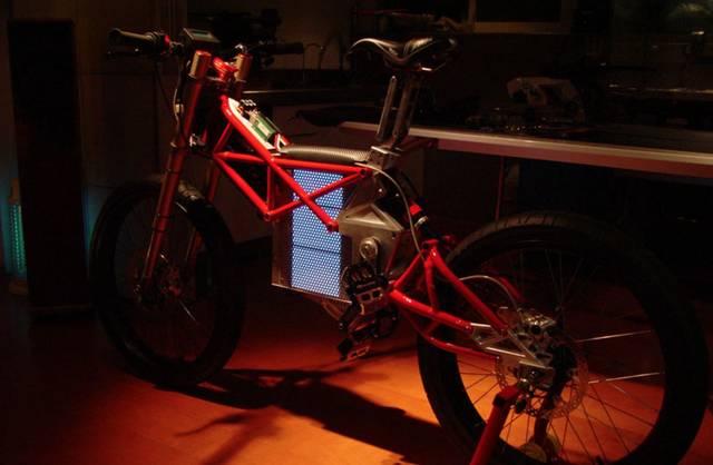 マウンテンバイクを電気自転車へ変えるDIY術!