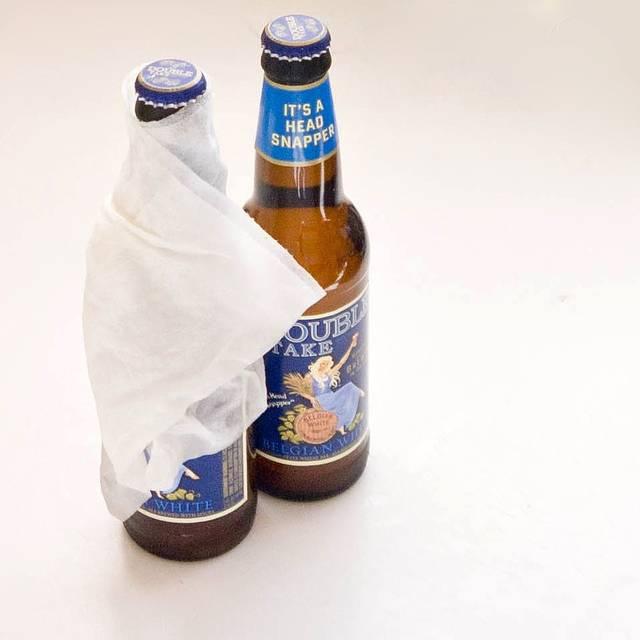 夏には必見!ビールやワインを15分で簡単に冷やすDIY術!