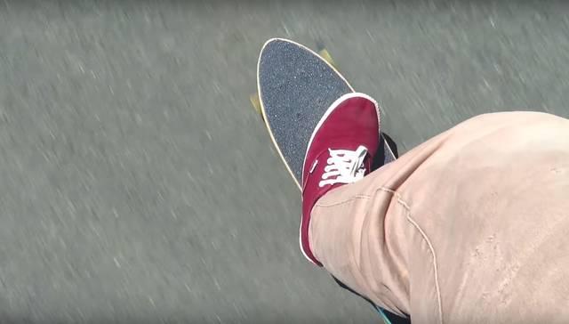 オールドスケートボードをDIY!