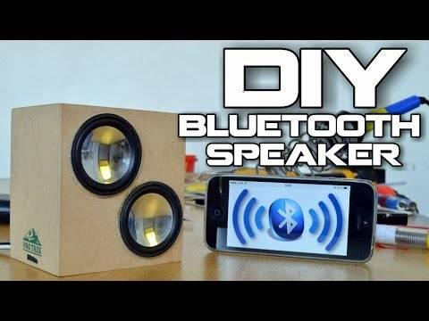 Bluetoothスピーカーを自作