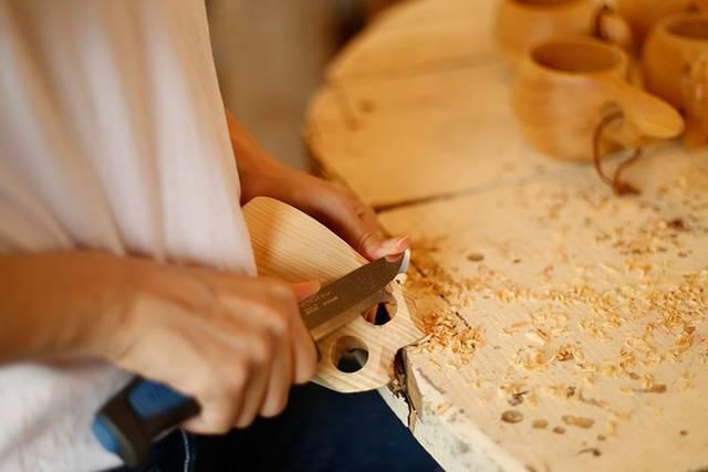 ククサの自作キット!材料や道具と作り方