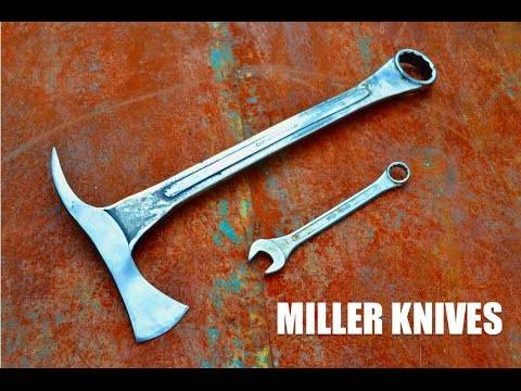 工具を刃物に再錬成する驚きのアイデア第2弾