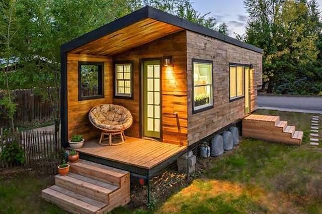 低コストで小さな家をDIYできる!?