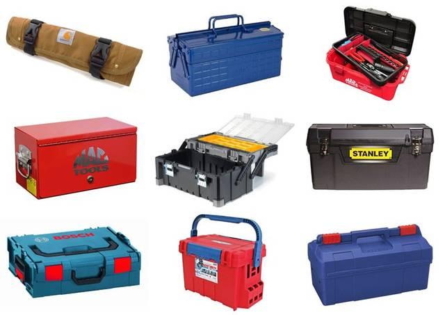 かっこいい工具箱11選!ミニから大型までおしゃれな工具箱特集!