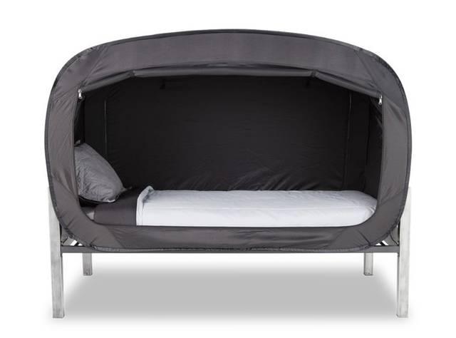 部屋でテント!? 室内用ベッドテント