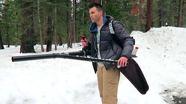 雪合戦で一躍ヒーローになれる究極のおもちゃ