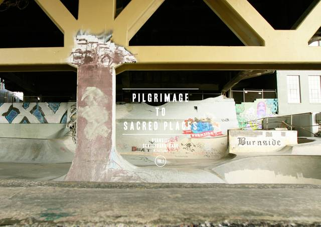 ゼロから作り、市の公認まで得たDIYスケートボードパーク