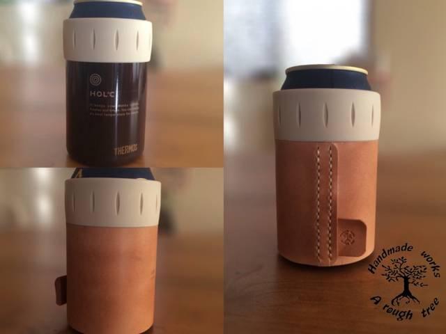 サーモス缶クーラーカバー