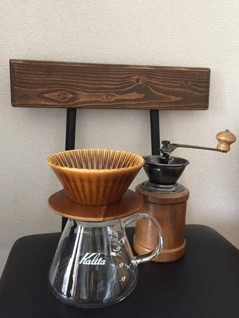 お気に入りのグッズでコーヒーTime♡