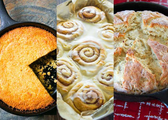 手作りパンのレシピ!約1時間で作れるお手軽アイデア集