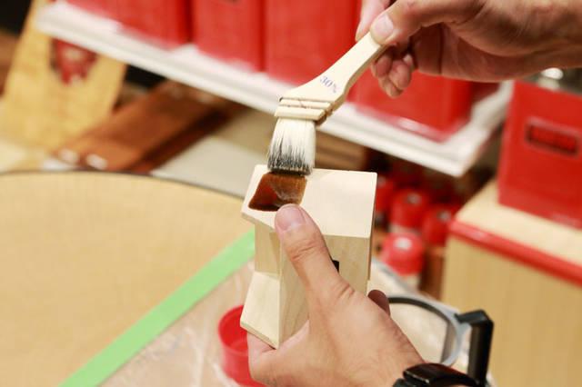 ワトコオイル全8色と塗り方・仕上げ方