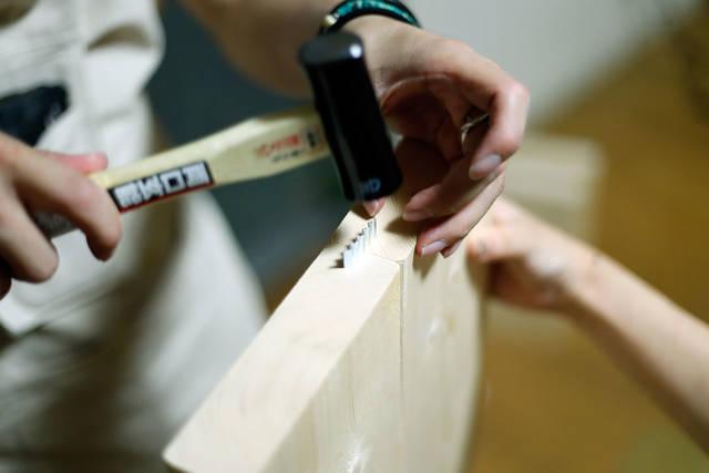 2×6材で作るDIYベンチ