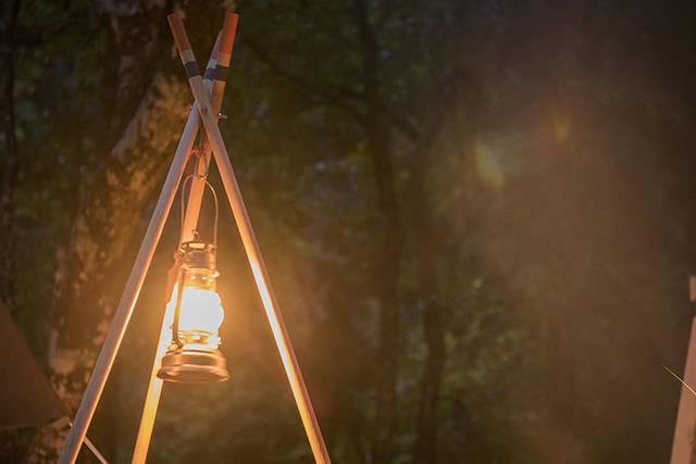 自作キャンプギア!棒材で作るランタンホルダー!