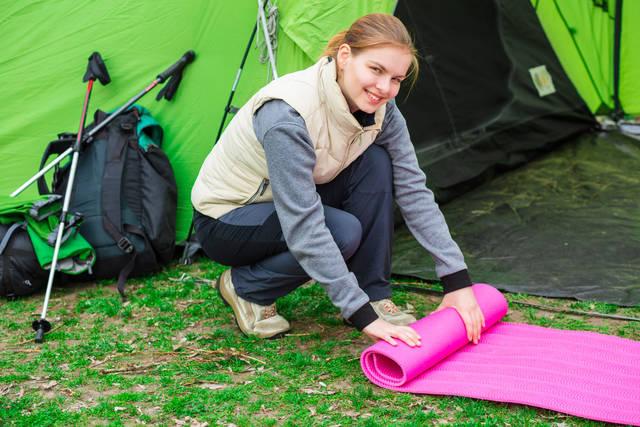 サーマレストのマットで快適キャンプ!選び方とアイテム29選 !