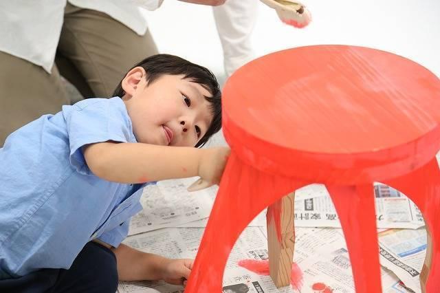 木it組み立て式DIYスツール!家族と成長する木工家具/DIYer(s)オンラインストア