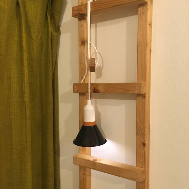 セリア 電球型らライトをモディファイ