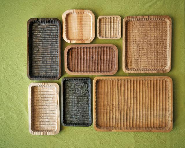 ポンと置いて小物を簡単収納!!江戸時代から愛される木工トレイをDIY