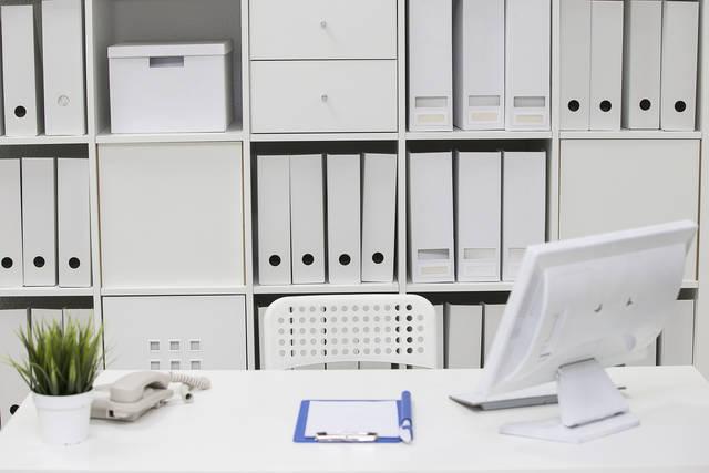 【オフィス棚の選び方ガイド】ワークスペースがオシャレな快適空間に!