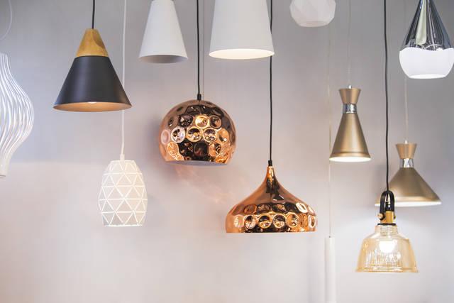 店舗照明はデザインで印象が変わる!照明選びのポイントは?