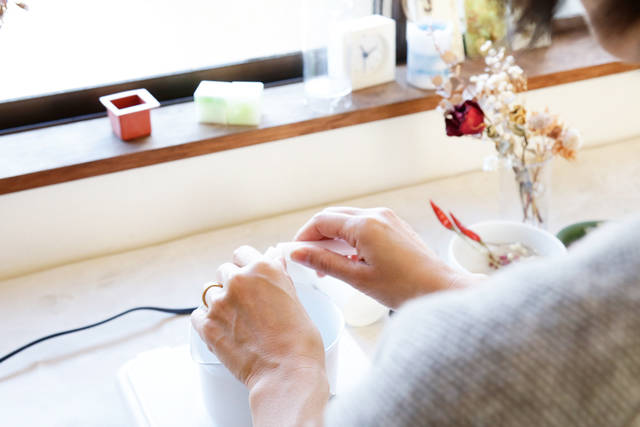 【アロマオイルキャンドルの作り方】オシャレな手作りアイデア〇選!