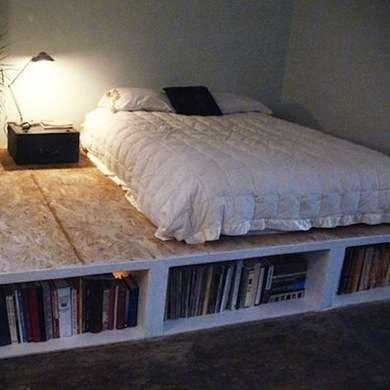 手作りベッド!世界のハンドメイドベッドアイデア集 Diyer S