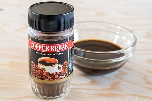 簡単!コーヒー染めでヴィンテージインテリアを作ろう!