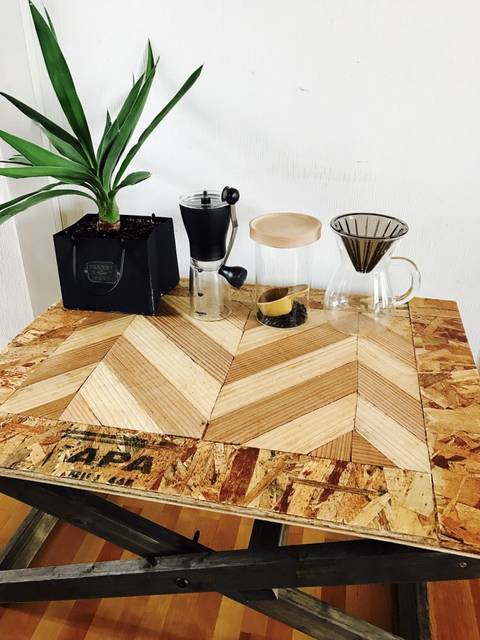 「コーヒーテーブル」made by junさん