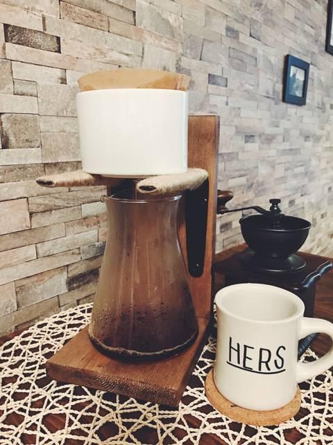 「初めてのコーヒー」made by まいけるさん