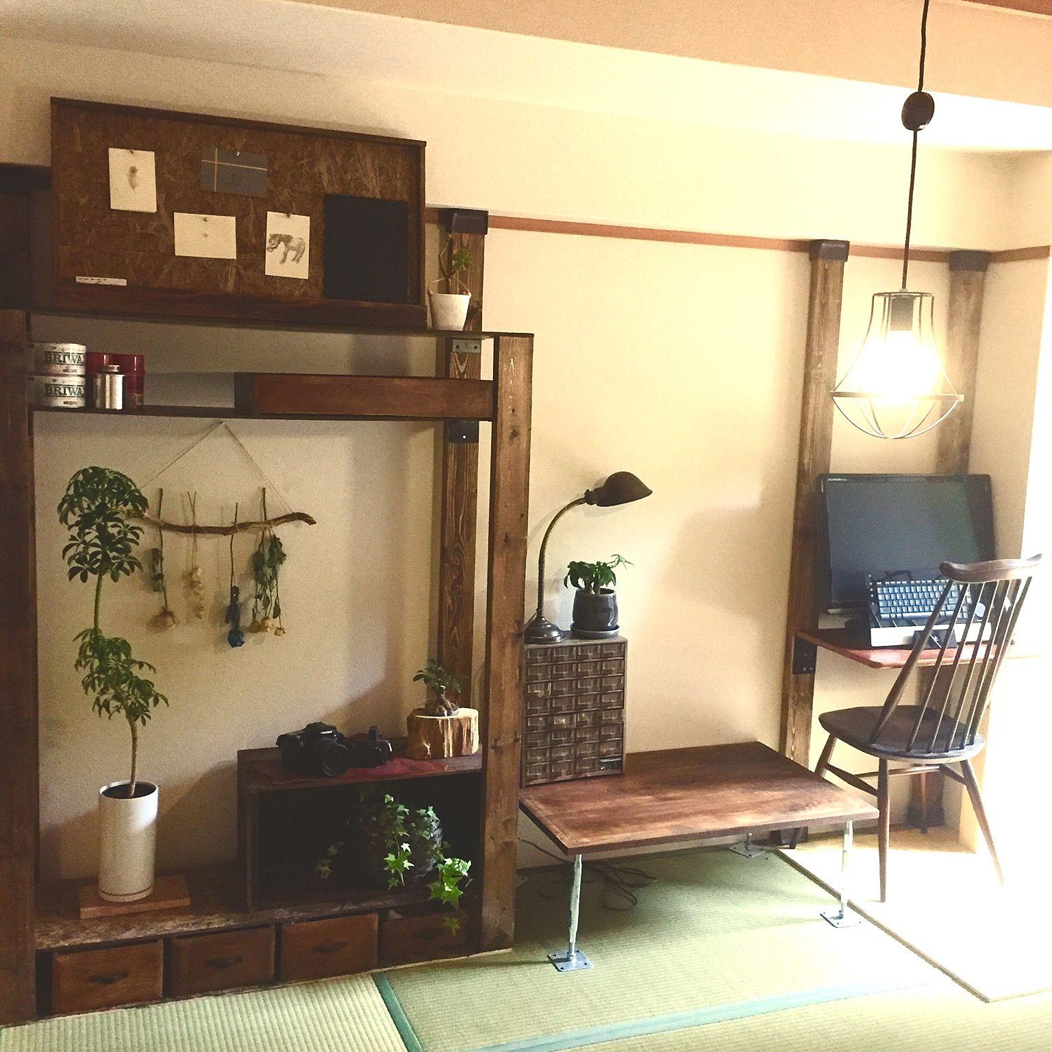 ディアウォールで壁におしゃれな棚をdiy 参考アイデア集 Diyer S リノベと暮らしとdiy