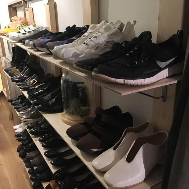 オシャレなDIY靴箱・靴棚32選!散らかりがちな玄関もスッキリ整理