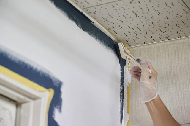DIYペイントで壁面塗装!ニッペホームプロダクツがレクチャー