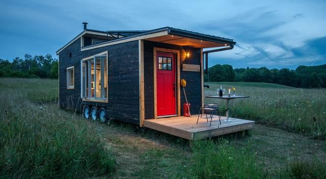 DIYで小屋作り。世界のアイデア20選!