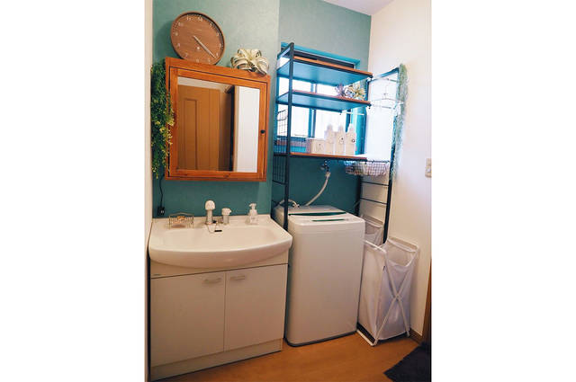 洗面台DIY!毎日使うのが楽しくなるアイデア集!