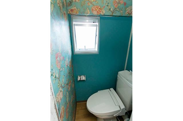 トイレの壁をDIY!秀逸な好サンプル集!!