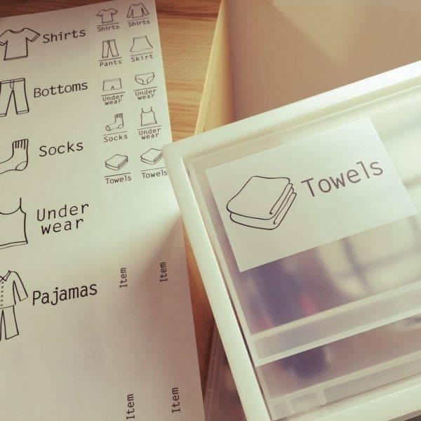 衣装ケースをリメイクして作る、素敵な収納インテリア20選