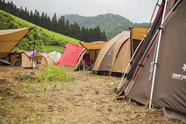 キャンプ好き大満足の2日間!THE CAMP BOOK 2018 レポート