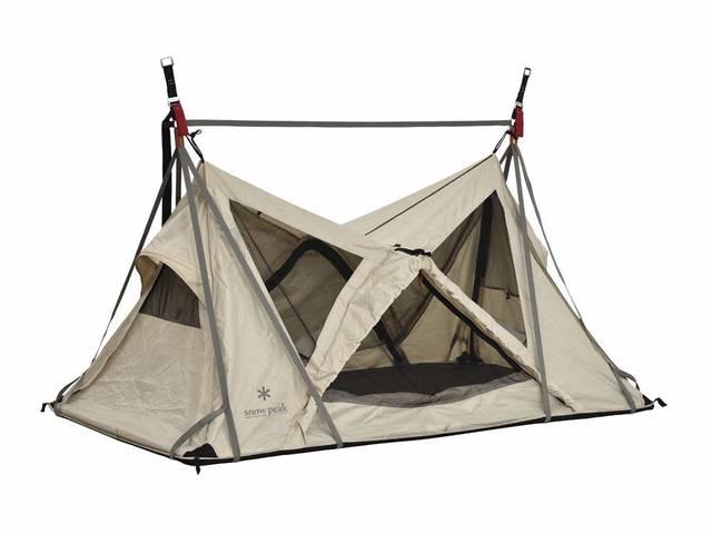 初キャンプに使うテントはどれにする?ビギナーにオススメの20選