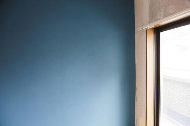 ザラザラベース&デコボコベースで壁色を模様替え!