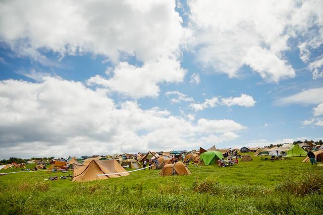 """""""衣・食・住・遊""""どれを楽しむ?暮らしにヒントを与えるキャンプフェス"""