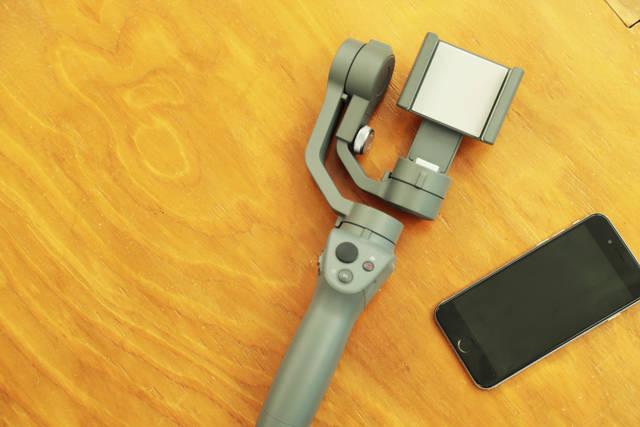 Osmo Mobile 2がとにかく使える!DIYer(s)旅記録を撮ってみた
