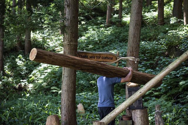 大人の秘密基地をDIY!森の中で楽しむツリーキャンプ【中編】