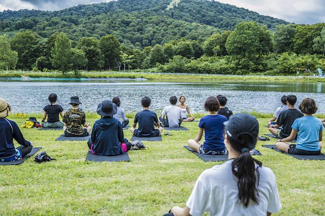 自然を大満喫するアクティビティ!MOUNTAIN FESTIVALレポート!