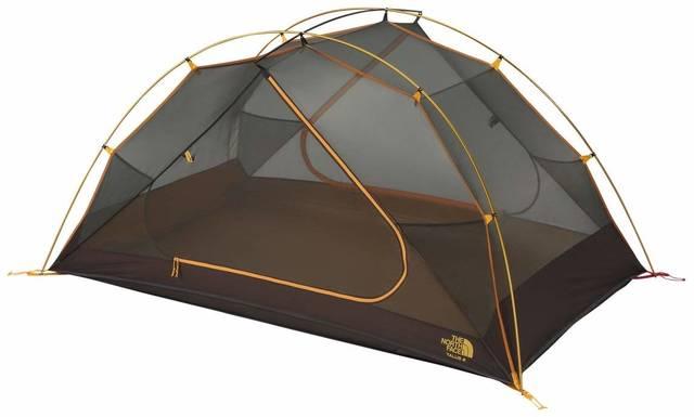 THE NORTH FACEのテントで、おしゃれなキャンプライフを堪能
