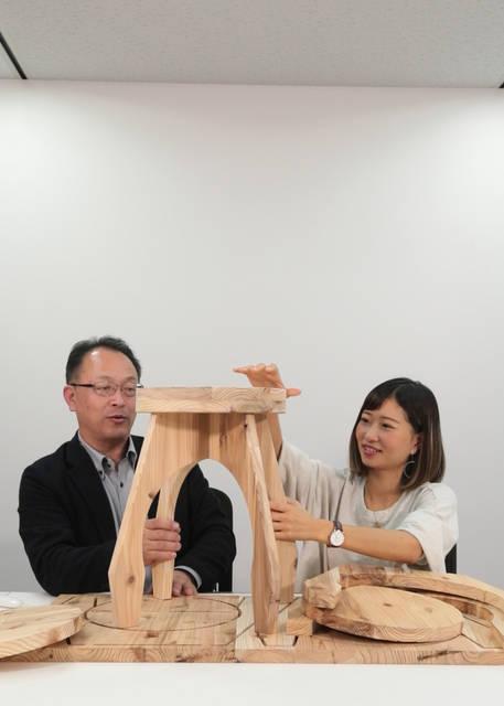木itで作るDIYスツール!家族と成長する木工家具/DIYer(s)オンラインストア