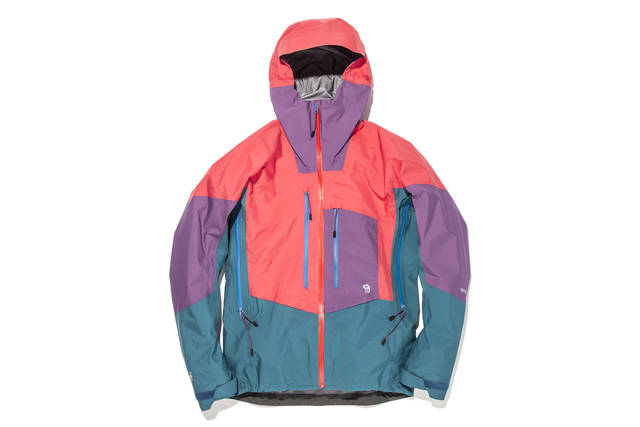 MOUNTAIN HARDWEARの創業当時カラーをまとった珠玉のゴアテックスジャケット
