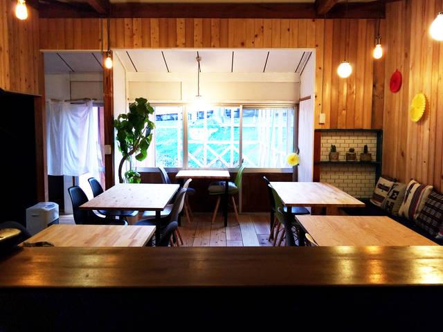 築45年超の古民家をセルフリノベーション!自然に囲まれたゲストハウス&カフェ