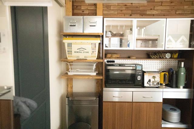 新築戸建とDIYの素敵な関係性。ウッド×グリーンで魅せるインテリア