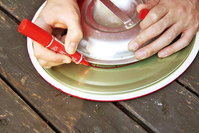 素焼きの鉢でタンドール窯作り!